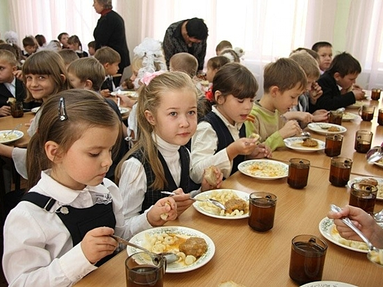 ВВолгограде еще 900 школьников будут получать бесплатное двухразовое питание