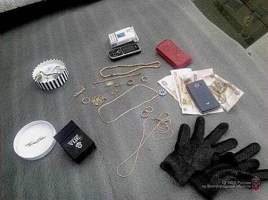 ВВолгограде задержали банду воров-домушников