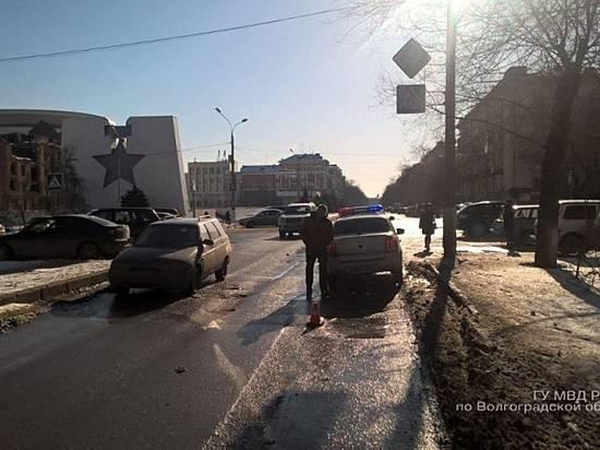 ВВолгограде автоледи сбила школьницу
