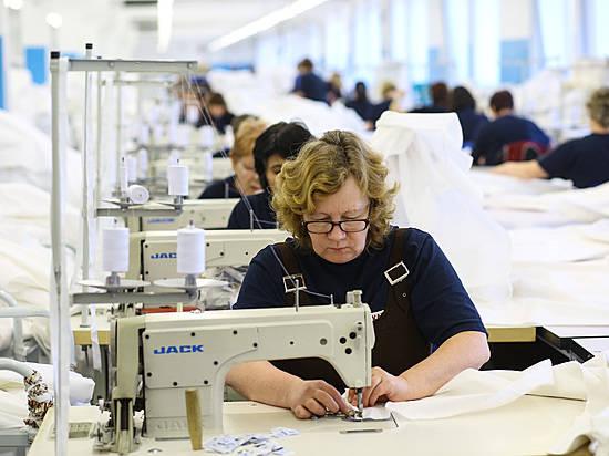 Производство текстильных ишвейных изделий растет вВолгоградской области