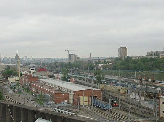 Нажелезнодорожной станции вВолгограде вбытовке депо скончался 60-летний мужчина