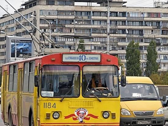Повечерам троллейбус №10 вВолгограде будет ходить раз в30 мин.
