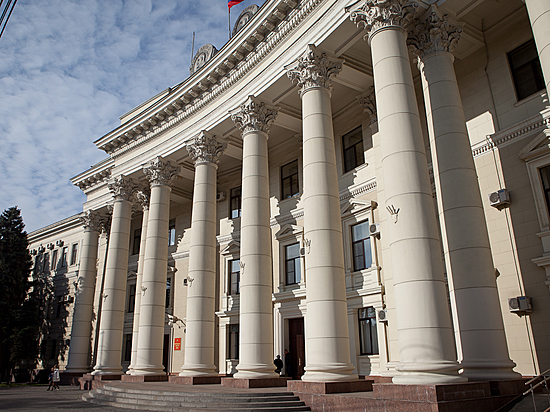 Единороссы согласовали кандидатуру преемника Виктора Гепфнера