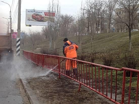 В2015г. буде отремонтирована Центральная набережная вВолгограде