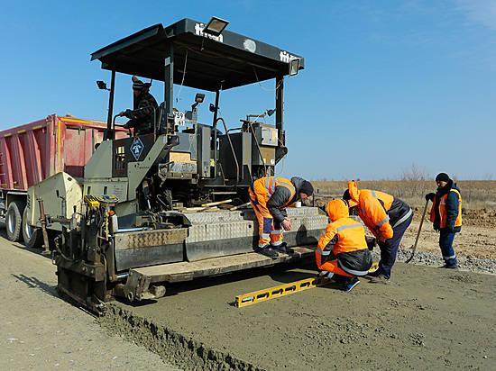 ВВолгоградской области возобновлена реконструкция автотрассы «Каспий»