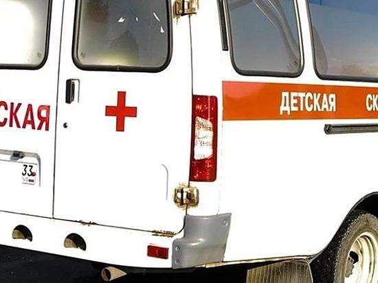 ВВолгограде 11-летний мальчик упал со 2-го этажа исломал позвоночник