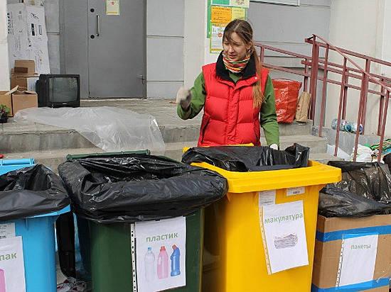 Граждан Саранска научат раздельному сбору отходов в«Школе экодвора»