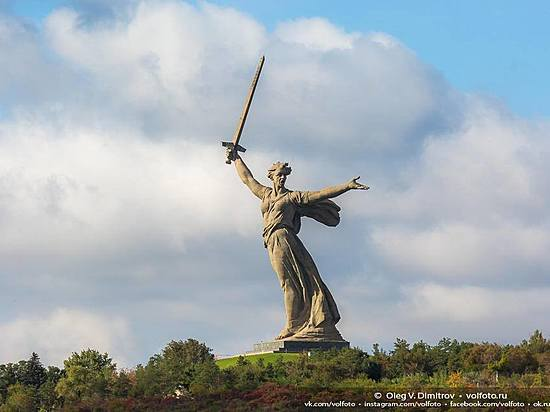 1-ый этап реконструкции монумента «Родина-мать зовет!» вВолгограде начнется виюне
