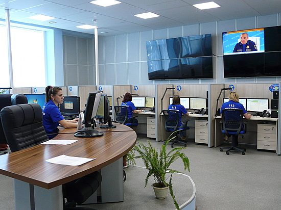 Шесть районов вВолгоградской области присоединят ксистеме «112»