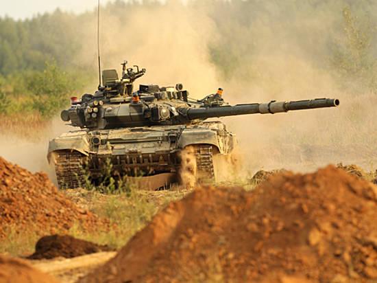 ВПрудбое определят наилучших военнослужащих ЮФО в«Танковом биатлоне»