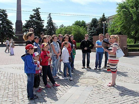 Бесплатные прогулки поистории Волгограда стартуют 5апреля
