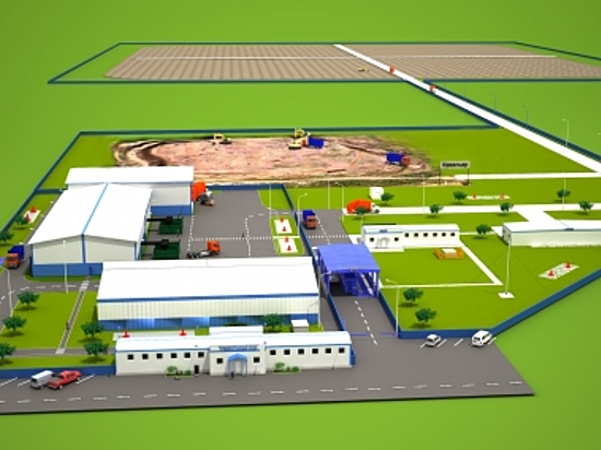ВПалласовском районе будет создан полигон ТКО смусоросортировочным комплексом
