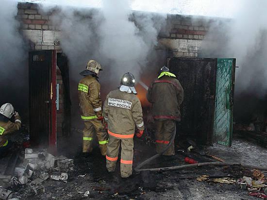 28-летний гражданин Волгоградской области сгорел живьем всвоем автомобиле
