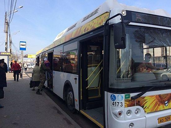 Надороги Волгограда выходят 30 новых автобусов