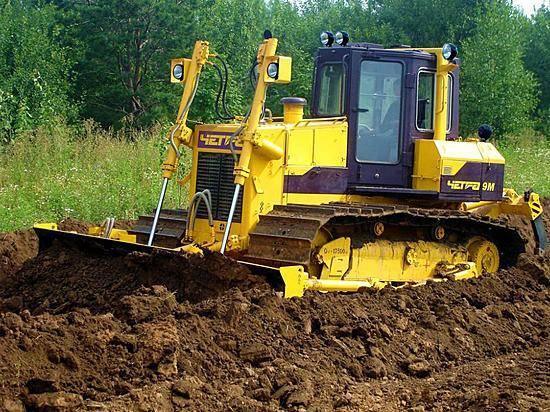 Миллионный вред нанесло строительство дороги вСерафимовиче окружающей среде
