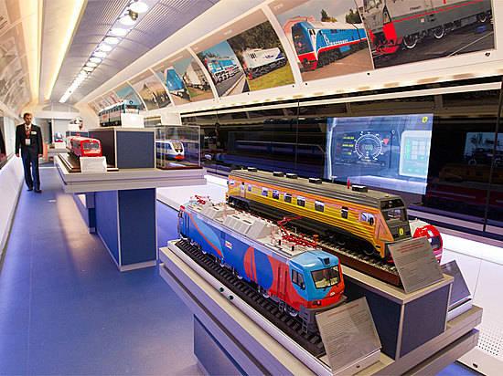 ВВолгоград намайские праздники снова прибудет поезд-музей