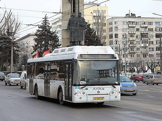 ВВолгограде маршрут №88 был дополнен 18 автобусами