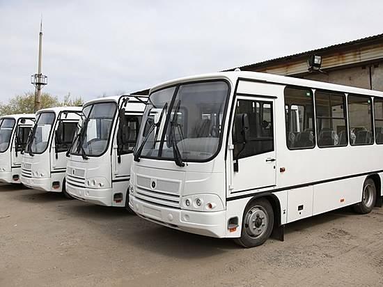 ВВолгограде намаршрут 6к вышли новые автобусы