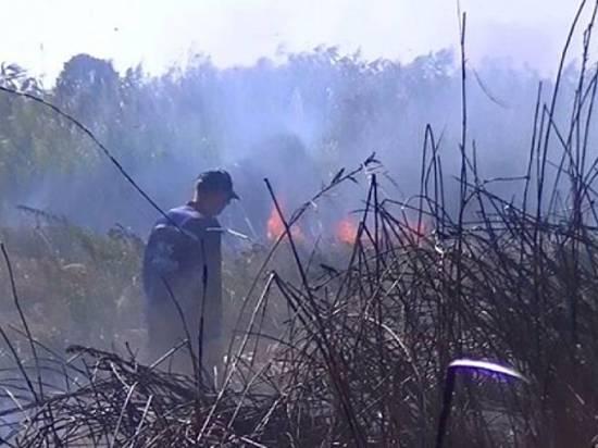 Выясняются причины густой задымленности вКрасноармейском районе