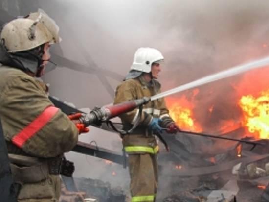 ВВолгоградской области при пожаре погибли две женщины