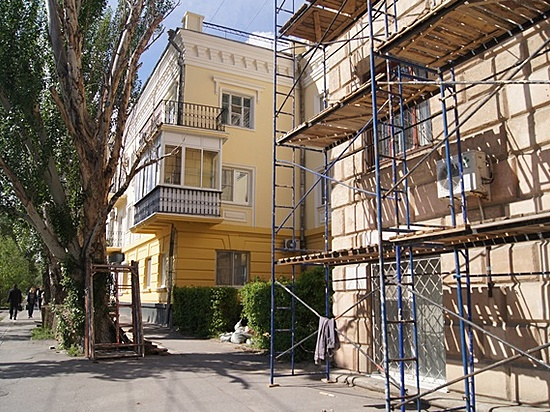 ВВолгограде доконца года обновят фасады 11 монументов архитектуры