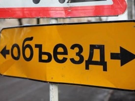 ВВолгограде наСпартановке на 5 часов закроют железнодорожный переезд