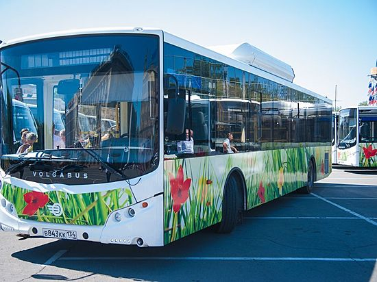 Автобус №55 продлят отЗаканалья доцентра Волгограда