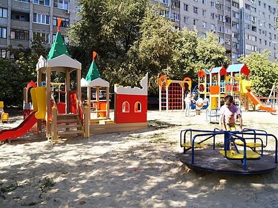В2015-м году 41 двор вВолгограде навсе 100% преобразится