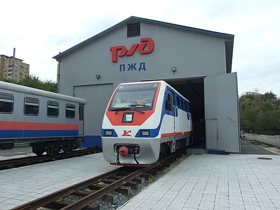 После реконструкции вВолгограде открывается детская железная дорога