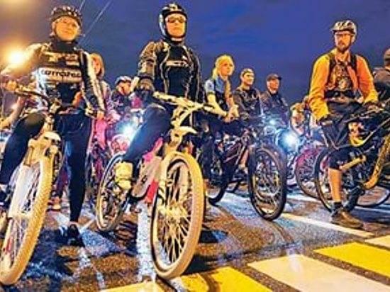 ПоВолгограду прокатится ночной велопарад