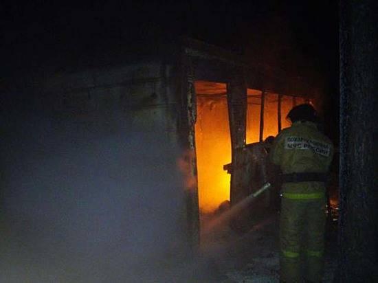 Гражданин  Волгоградской области пострадал отпожара вовремя сварочных работ