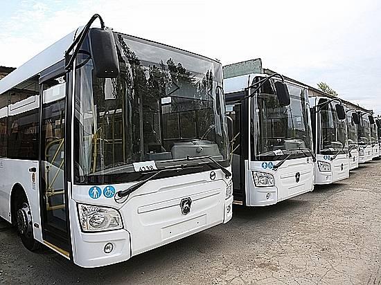 Мэрия Волгограда покупает автобусы за369 млн руб.