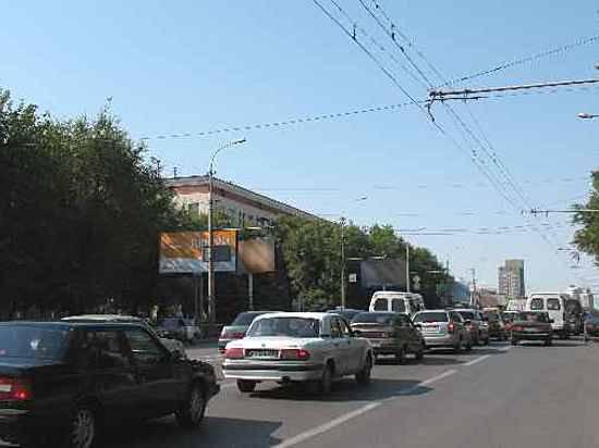 ВВолгограде перекрыли центральные улицы из-за праздника
