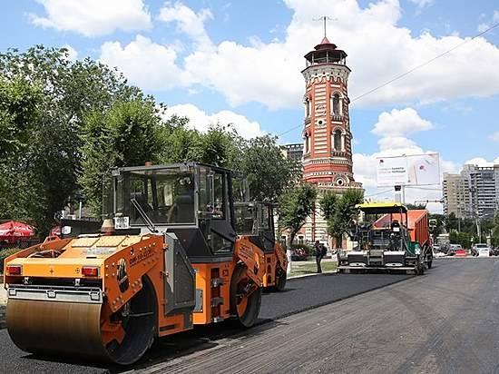 ВВолгограде доконца недели сделают улицу Володарского