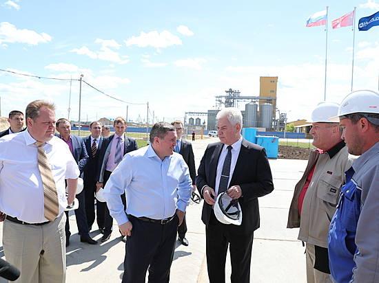 ВВолгоградской области строят необычайный завод