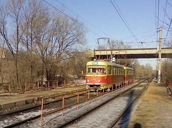 «Метроэлектротранс» передумал забирать уволгоградцев остановку трамвая «Водоотстой»