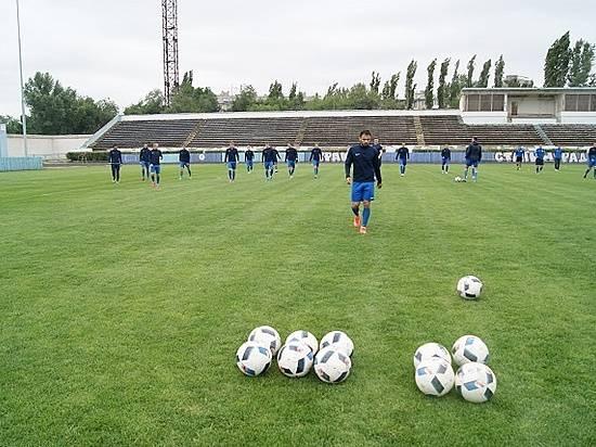 «Ротор-Волгоград» проиграл «Xимкам» срезультатом 3:0