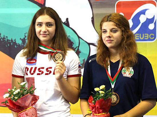 Анастасия Шамонова взяла «золото» главенства  Европы побоксу