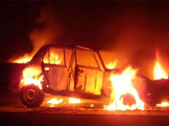 ВВолгоградской области безумно обгорел мужчина, пытавшийся потушить собственный автомобиль