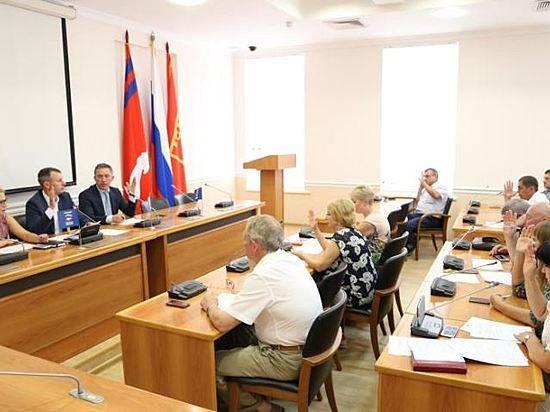 12 депутатов Волгоградской гордумы останутся без работы