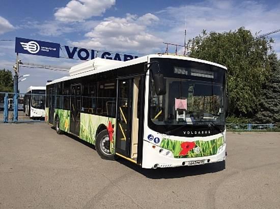 25 новых автобусов для Волгограда поставит компания «Волгабас»