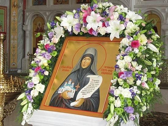Волгоградская область впервый раз отметит день памяти преподобной Арсении