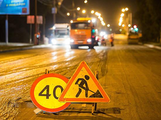 На текущей неделе перекроют несколько дорог Волгограда