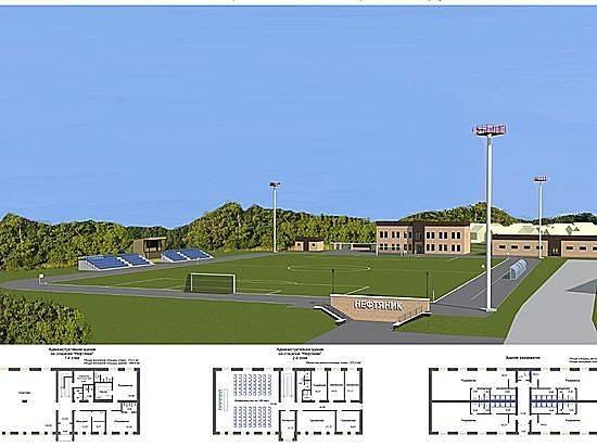 Строительство стадиона «Нефтяник» вВолгограде закончится вконце лета