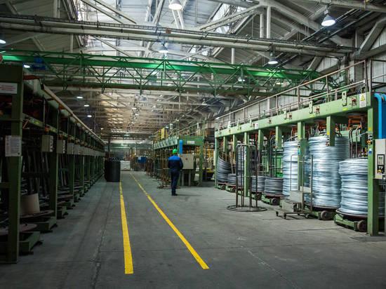Волгоградские промышленники за год увеличили объемы производства на 19%