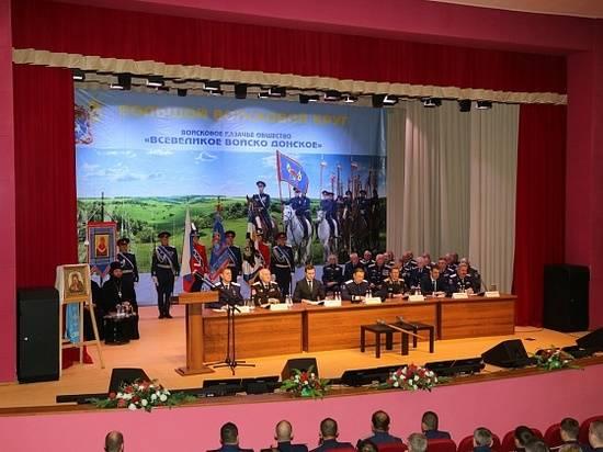 В Волгограде отметят 450-летие служения донских казаков